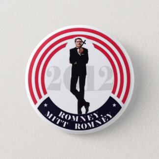Romney, Mitt Romney Button