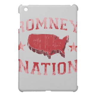 ROMNEY NATION iPad MINI COVER