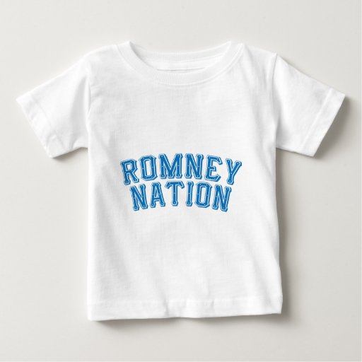 Romney Nation.png Baby T-Shirt