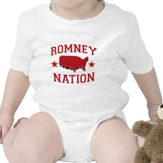 ROMNEY NATION TEE SHIRTS
