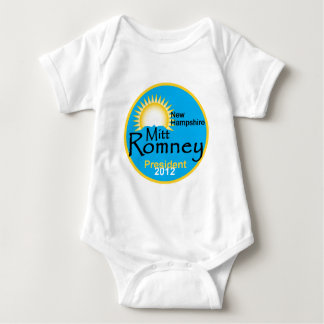 Romney NH Baby Bodysuit