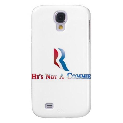 Romney no es un Commie Funda Para Galaxy S4