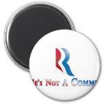 Romney no es un Commie Iman De Nevera