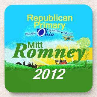 Romney OHIO Drink Coaster