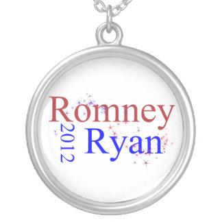 Romney/onda de la estrella de Ryan Colgante Redondo
