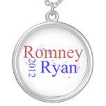 Romney/onda de la estrella de Ryan Colgantes