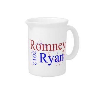 Romney onda de la estrella de Ryan Jarrón
