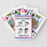 Romney One Of Us 4 Poker Deck