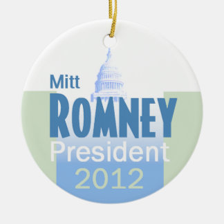 Romney Ornament