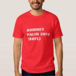 ROMNEY PALIN 2012( ROFL) T-Shirt