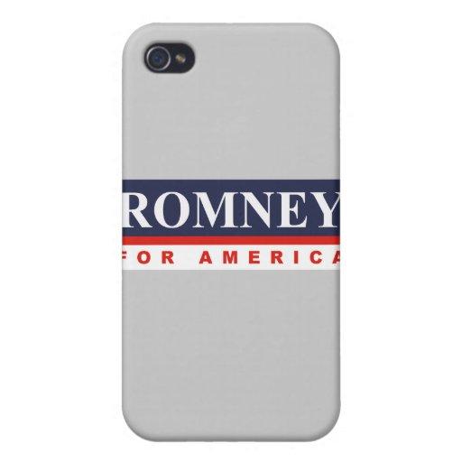 ROMNEY PARA AMERICA.png iPhone 4 Carcasa
