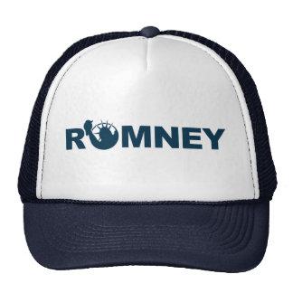 Romney para el gorra de la malla de la libertad