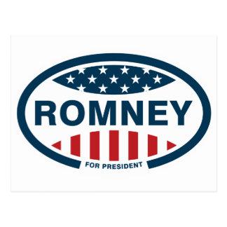 Romney para el presidente postal