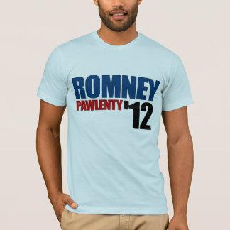 Romney Pawlenty '12 T-Shirt