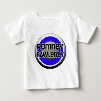 Romney Pawlenty 2012 Infant T-shirt