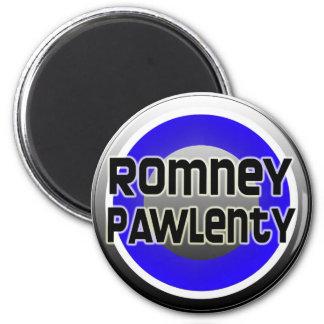 Romney Pawlenty 2012 Magnets