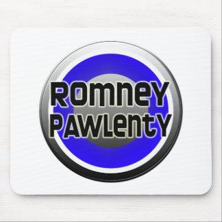 Romney Pawlenty 2012 Mouse Pad