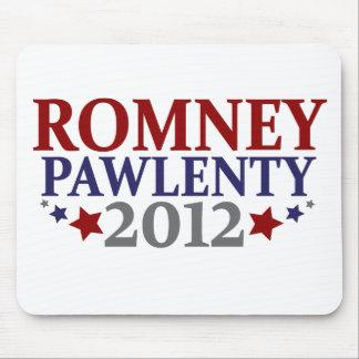 Romney Pawlenty 2012 Tapete De Ratón