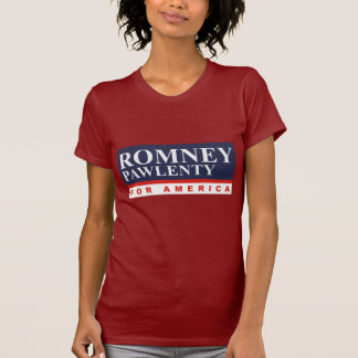 ROMNEY PAWLENTY VP FOR AMERICA.png T Shirts