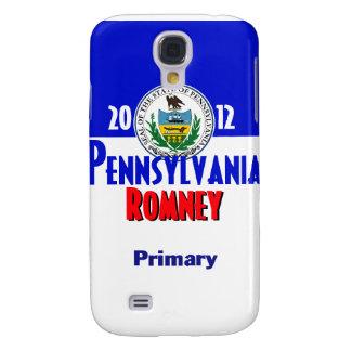 Romney PENNSYLVANIA Samsung Galaxy S4 Case