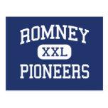 Romney Pioneers Middle Romney West Virginia Post Card