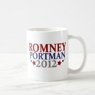 Romney Portman 2012 Mug