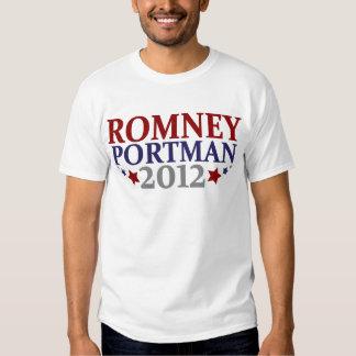 Romney Portman 2012 T Shirt