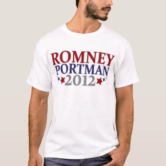 Romney Portman 2012 T-Shirt