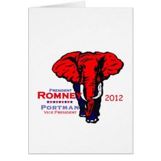 Romney Portman Card