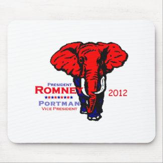 Romney Portman Mouse Pad
