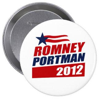ROMNEY PORTMAN VP STAR BANNER.png Button