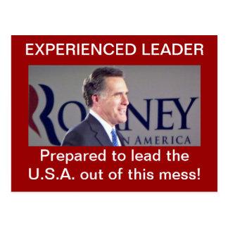 Romney Post Card