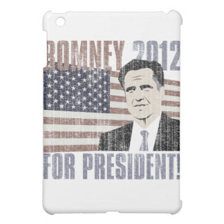 Romney president 2012 case for the iPad mini