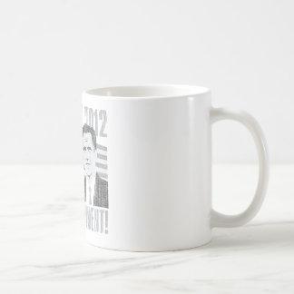 Romney president 2012 coffee mug