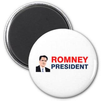 Romney president 2012 refrigerator magnet