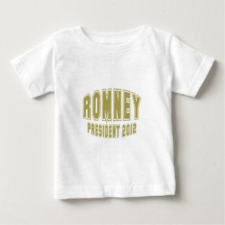 ROMNEY-PRESIDENT BABY T-Shirt