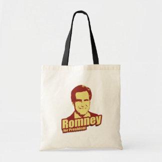 ROMNEY Propaganda Tote Bag