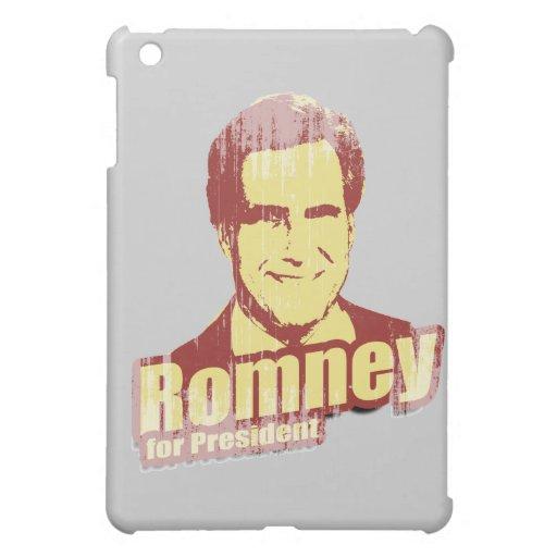 ROMNEY Propaganda Cover For The iPad Mini