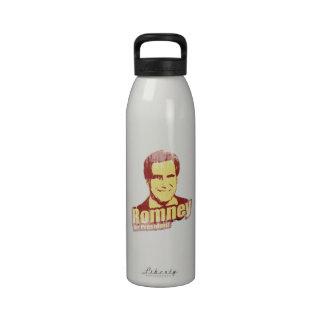 ROMNEY Propaganda Drinking Bottles