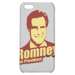 ROMNEY Propaganda iPhone 5C Cover