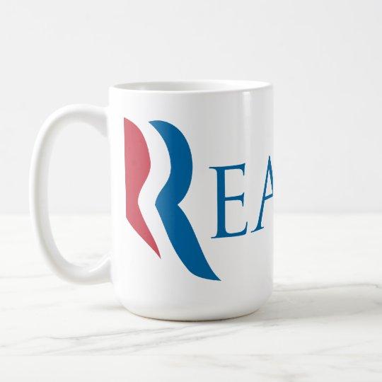 Romney - Really? Mug