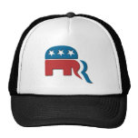 Romney Republican Party Election Logo by Fontico Cap