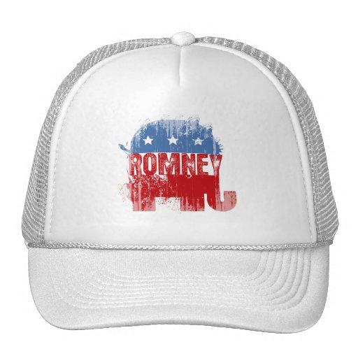 ROMNEY republicano Gorras