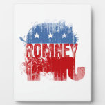 ROMNEY republicano Placa Para Mostrar