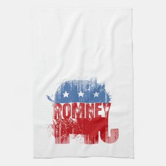 ROMNEY republicano Toallas De Mano