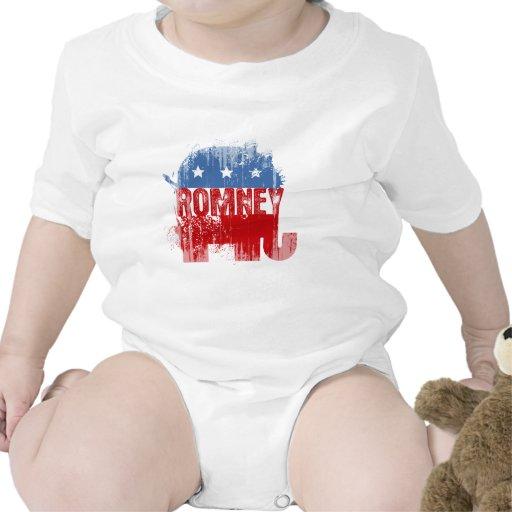 ROMNEY republicano Trajes De Bebé