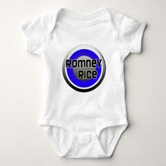 Romney Rice 2012 Baby Bodysuit
