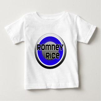 Romney Rice 2012 Baby T-Shirt