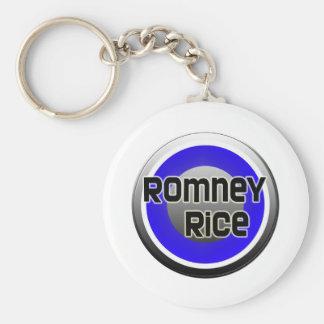 Romney Rice 2012 Key Chain