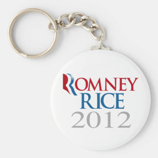 ROMNEY RICE 2012 png Keychain